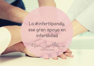 La #INFERTILPANDY, ese gran apoyo en infertilidad